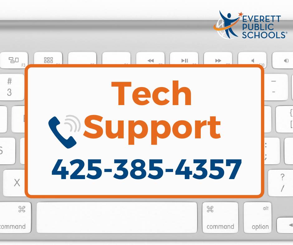 Tech Support 425-385-4357