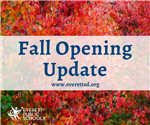 fall opening updates
