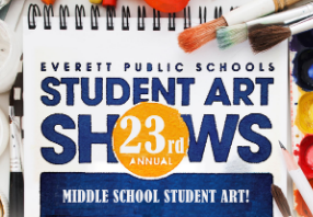 Now accepting student artwork submissions!