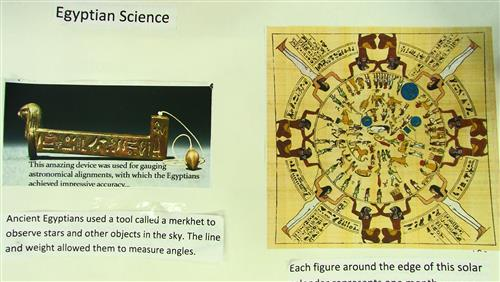 Egyptian Science