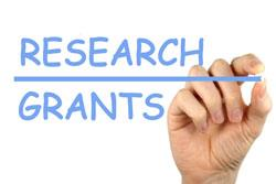 Hand writing research grants