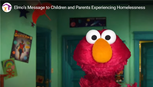 Elmo's Message