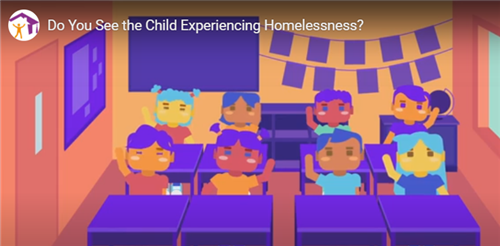 Do You See the Child Experiencing Homelessness?