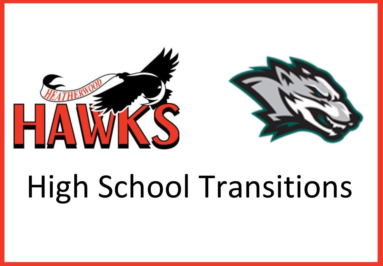 High School Transitions & Logos