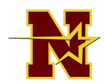 North Middle school logo
