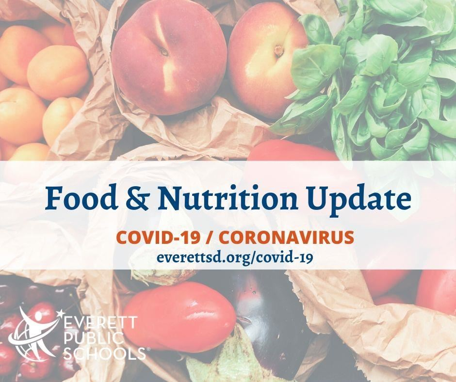 Food & Nutrition Update