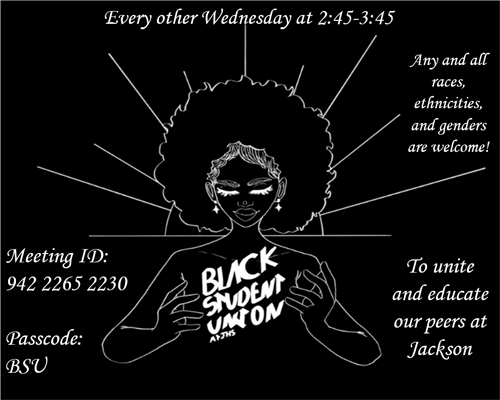 BSU Club Flyer