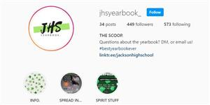 Yearbook Insta Account