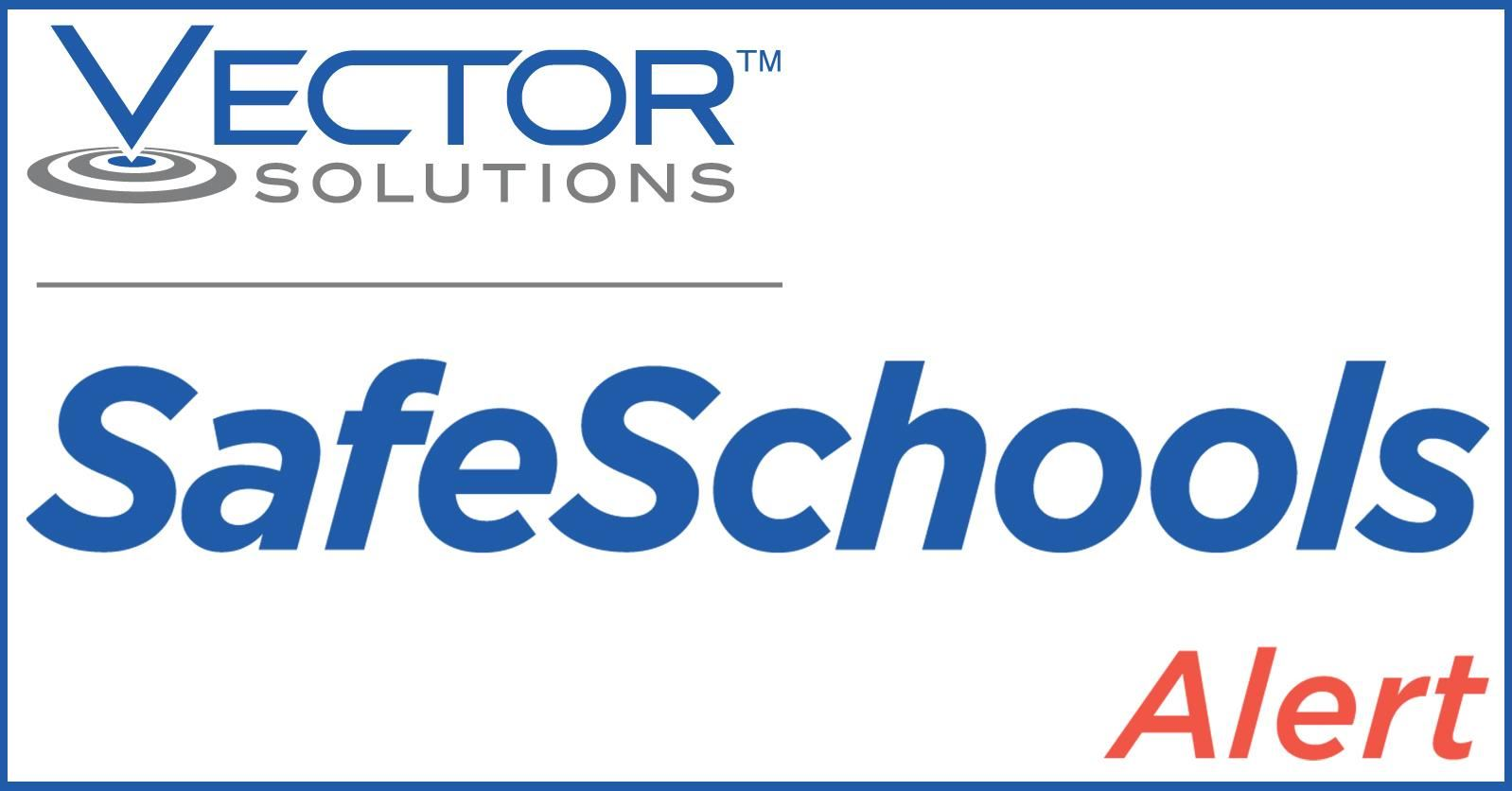 Vector Solutions SafeSchools Alert