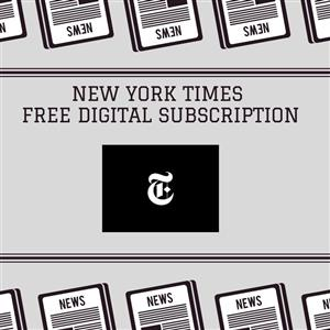 NYT student subscription