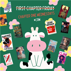 First Chapter Wednesdays