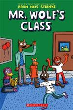 mr wolf class cover