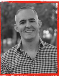 Author Justin Dean