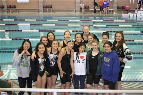 JHS Girls Districts 2014