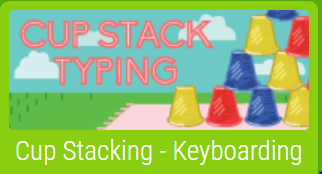 Cup Stacking Typing
