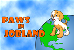 Paws in Jobland logo