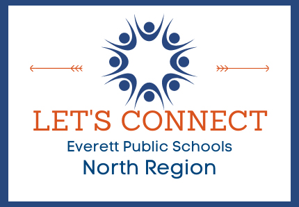 Let's Connect logo North Region