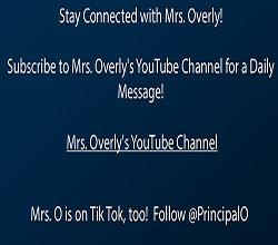 Connect with Mrs. O