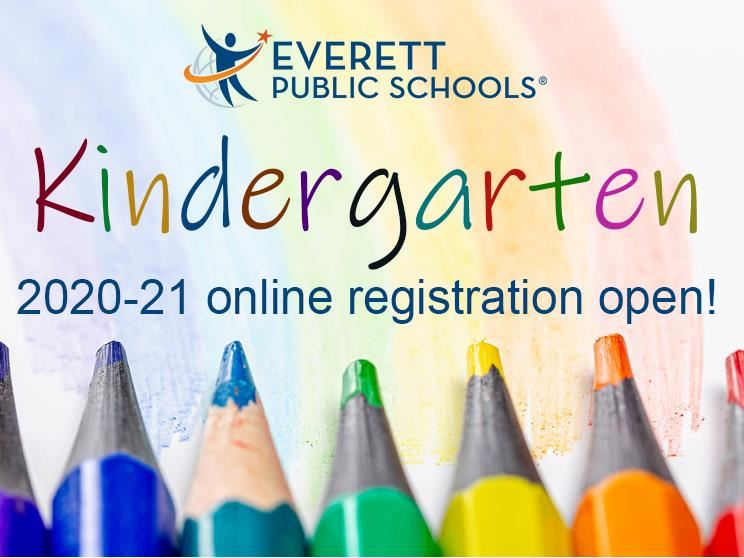 Kindergarten 2020-21 online registration open!