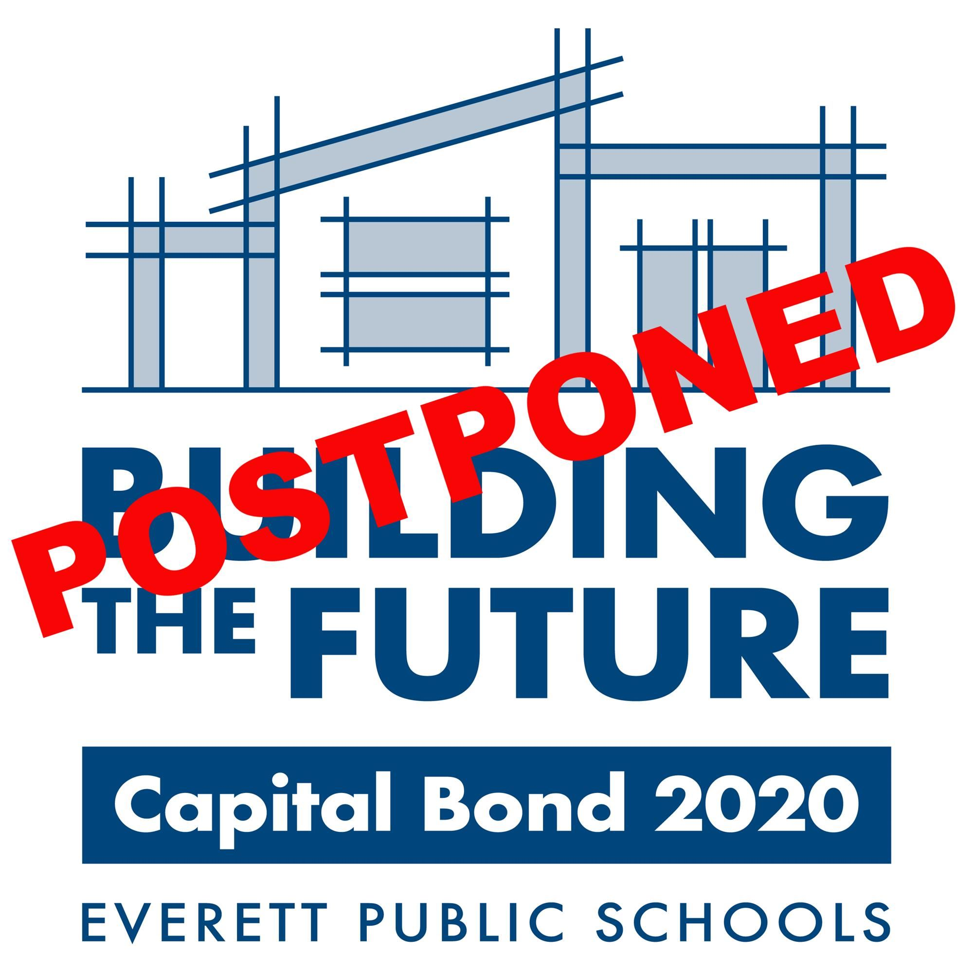 2020 Capital Bond POSTPONED