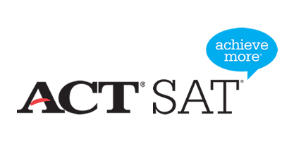Logo for ACT & SAT