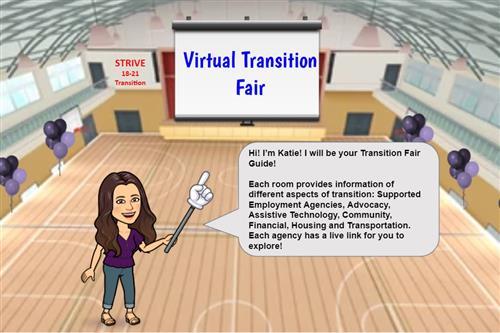 Virtual Transition Fair