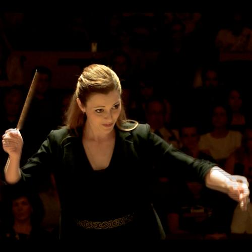 Mrs. Camp Conducting