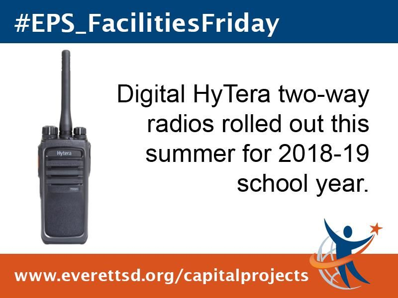 Digital two-way radios enhance safety program - June 15, 2018