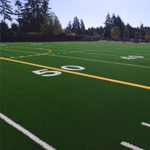 Jackson HS synthetic turf field (completed)