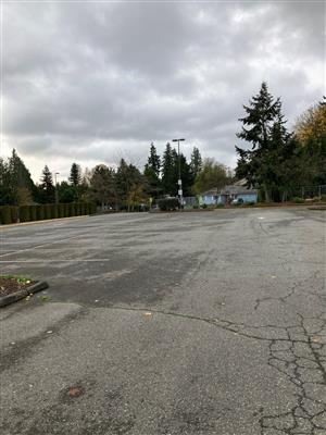 Silver Firs ES parking lot resurfacing