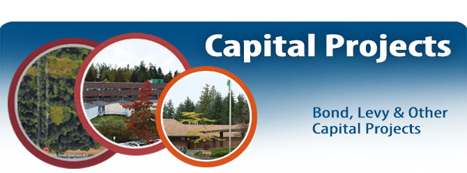 Capital Projects - Bond, Levy and Other Capital Projects