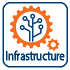 infrastructure icon