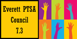 Everett PTSA Council logo