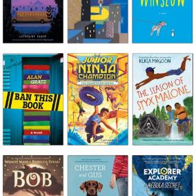 Elementary reading list