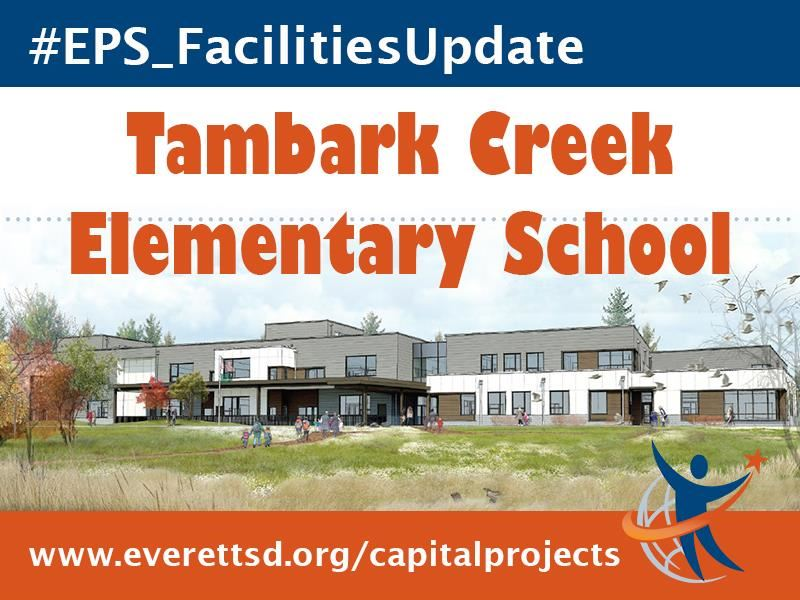 Tambark Creek Elementary School is new name of Elementary School 18
