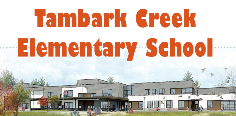 Tambark Creek Elementary is the new name of Elementary 18