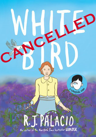 CANCELLED - Heatherwood Middle School hosting R.J. Palacio book tour
