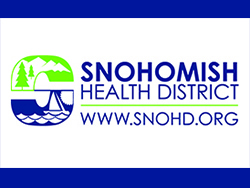 Snohomish County Health Department logo