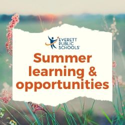 Summer learning and opportunities