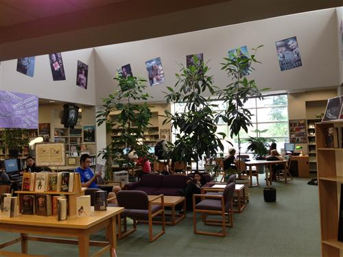 The JHS Library