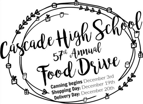 57th Annual Food Drive