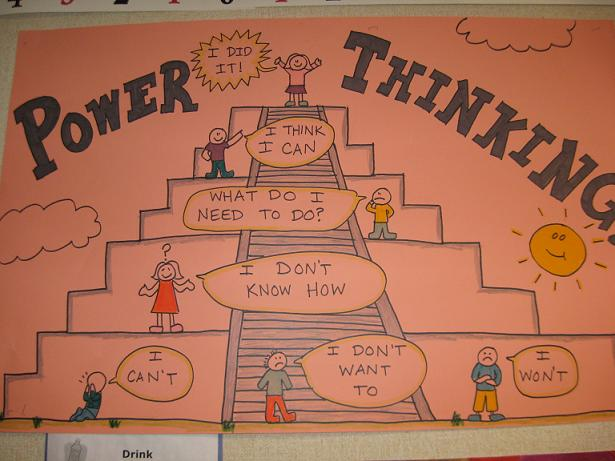 Power Thinking!