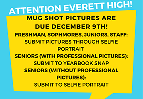 Yearbook needs your photo!