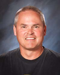 David Hutt - Physical Education Teacher