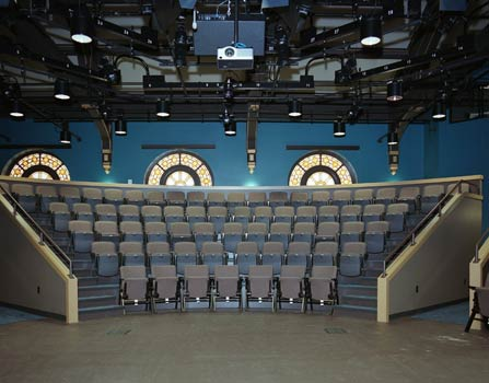 Little Theatre - Seating 1