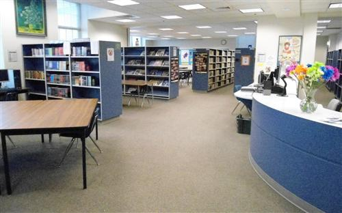 Welcome to the Library at Sequoia High School!