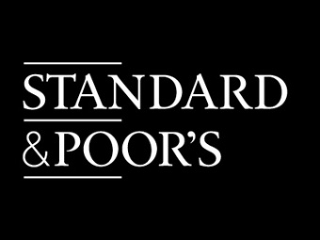 Standard and Poor's Logo