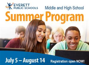 Summer School Program announcement