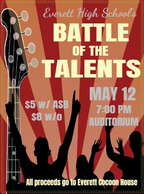 EHS Battle of the Talents